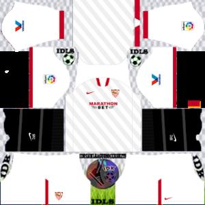 Sevilla FC DLS Kits Logo