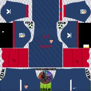 Sevilla dls third kit 2021
