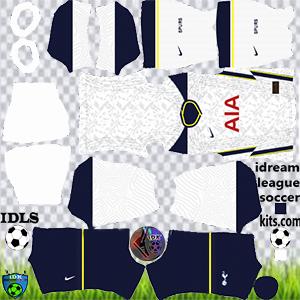 Tottenham Hotspur DLS Kits Logo