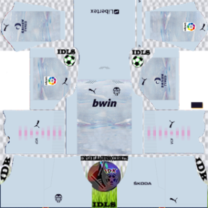 Valencia dls third kit 2021