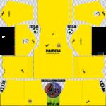 Villarreal CF DLS Kits 2021 – Dream League Soccer 2021 Kits & Logos