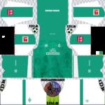 Werder Bremen DLS Kits Logo