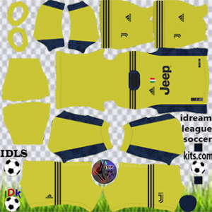juventus kit dls 2021 gk home