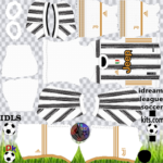 Juventus DLS Kits 2021 - Dream League Soccer 2021 Kits & Logos