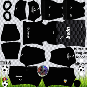 valencia cf kit dls 2021 gk away