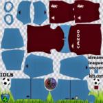 Aston Villa DLS Kits 2021 – Dream League Soccer 2021 Kits & Logo