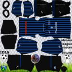 Atalanta BC DLS Kits 2021 – Dream League Soccer 2021 Kits & Logo