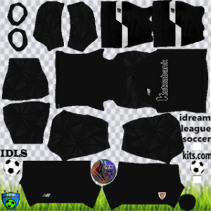 Athletic Bilbao kit dls 2021 gk home
