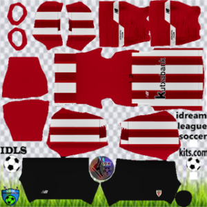 Athletic Bilbao kit dls 2021 home