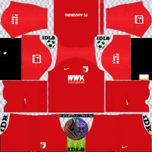 Augsburg dls third kit 2021