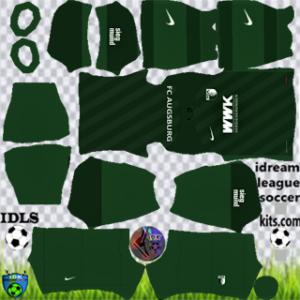 Augsburg kit dls 2021 away