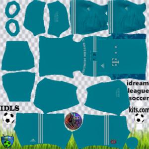 Bayern Munich kit dls 2021 gk home