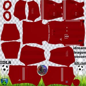 Bayern Munich kit dls 2021 home