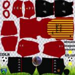 Benevento FC DLS Kits 2021 – Dream League Soccer 2021 Kits & Logos