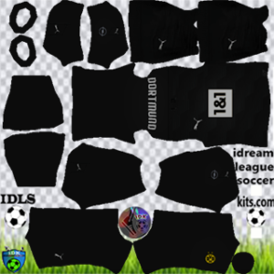 Borussia Dortmund kit dls 2021 gk away