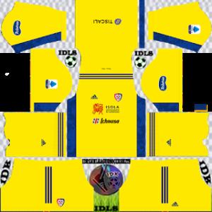 Cagliari dls gk away kit 2021