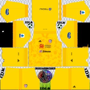 Cagliari dls third kit 2021