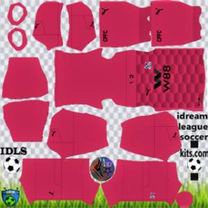 Crystal Palace FC kit dls 2021 gk away