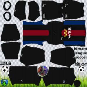 Crystal Palace FC kit dls 2021 third
