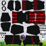 Eintracht Frankfurt DLS Kits 2021 – Dream League Soccer 2021 Kits & Logos