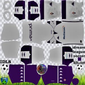 Fiorentina kit dls 2021 away