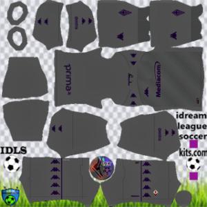 Fiorentina kit dls 2021 gk home