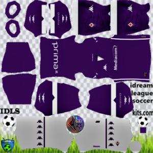 Fiorentina kit dls 2021 home