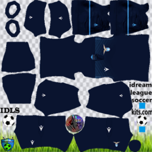 Lazio kit dls 2021 third