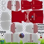 Mainz 05 kit dls 2021 home
