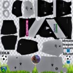 Udinese FC DLS Kits 2021 – Dream League Soccer 2021 Kits & Logos