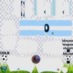 Argentina DLS Kits 2021 – Dream League Soccer 2021 Kits & Logos