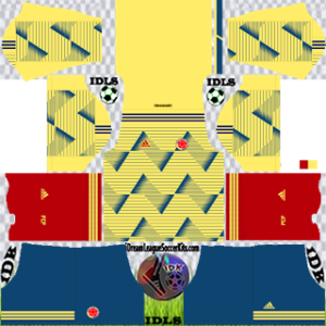 Colombia DLS Kit 2021 Home For DLS19