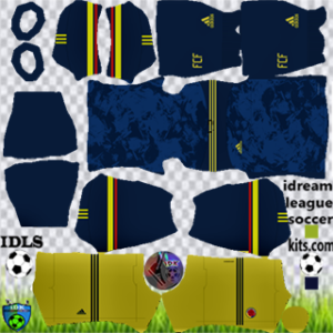 Colômbia kit dls 2021 de distância
