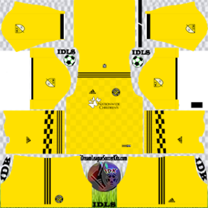 Columbus Crew DLS Kit 2021 Home For DLS19