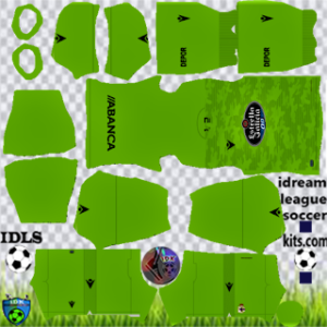 Deportivo de La Coruña kit dls 2021 gk home