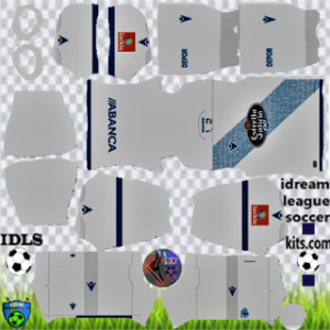 Deportivo de La Coruña kit dls 2021 third