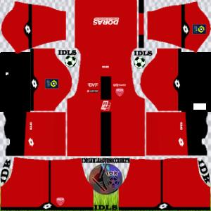 Dijon FC DLS Kits 2021