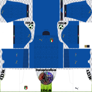 Italy DLS Kit 2021 Home For DLS19