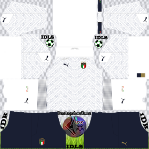 Italy DLS Kit 2021 away For DLS19