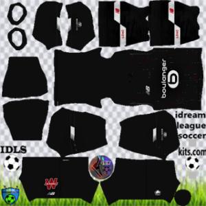 Lille LOSC kit dls 2021 away