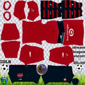Lille LOSC DLS Kits 2021