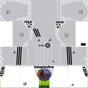 Montreal Impact DLS Kit 2021 away For DLS19