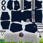 New England Revolution DLS Kits 2021 – DLS 2021 Kits & Logos