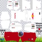 New York Red Bulls DLS Kits 2021 – DLS 2021 Kits & Logos