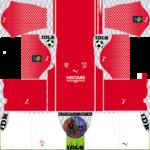 Nîmes Olympique DLS Kits 2021 – DLS 2021 Kits & Logos