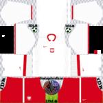 Poland DLS Kits 2021 – Dream League Soccer 2021 Kits & Logos