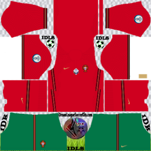 Portugal DLS Kit 2021 Home For DLS19