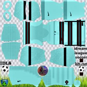 Portugal kit dls 2021 away