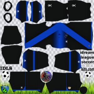 Rayo Vallecano kit dls 2021 away