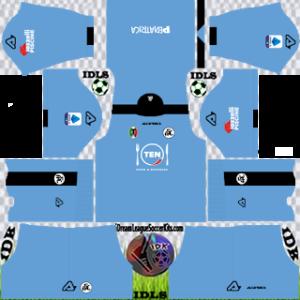 Spezia Calcio kit dls 2021 third
